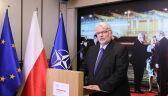 Waszczykowski o polityce zagranicznej rządu PO