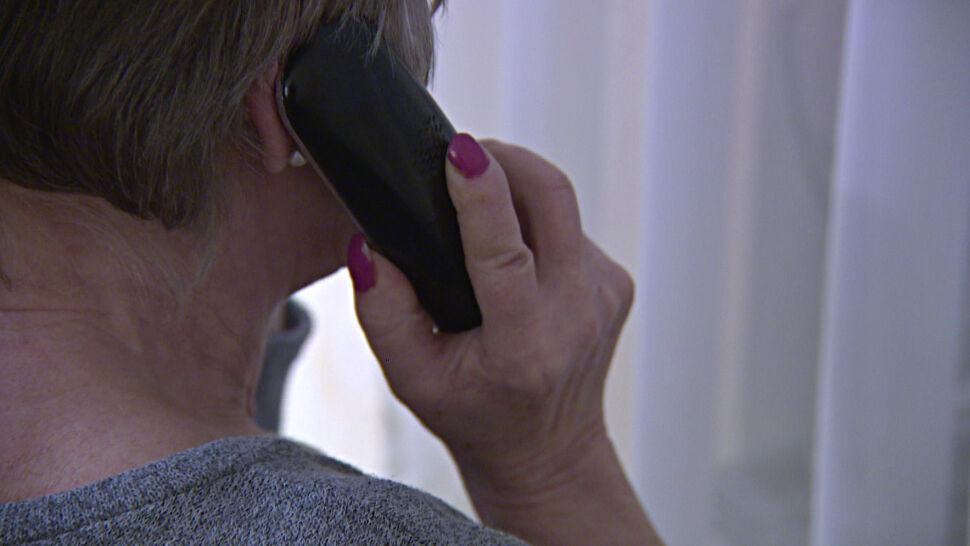 65-latka przechytrzyła oszusta, który podał się za policjanta, i go nagrała