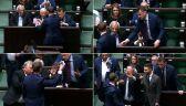 Poseł Nitras przyniósł do Sejmu dziecięce buciki i postawił je przed prezesem PiS
