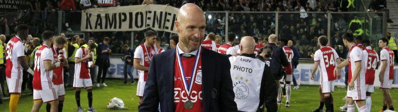Ajax nie odda trenera. Erik ten Hag przedłużył kontrakt