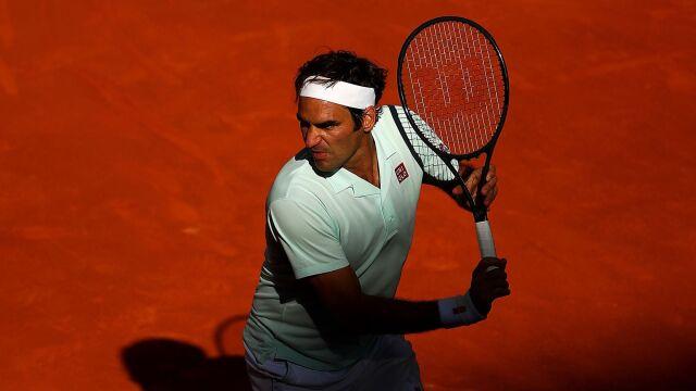 Rzym oszalał na punkcie Federera. Ceny biletów skoczyły dwukrotnie