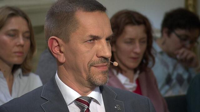 """Jarosław Flis w debacie """"Rozmowy o Konstytucji"""""""