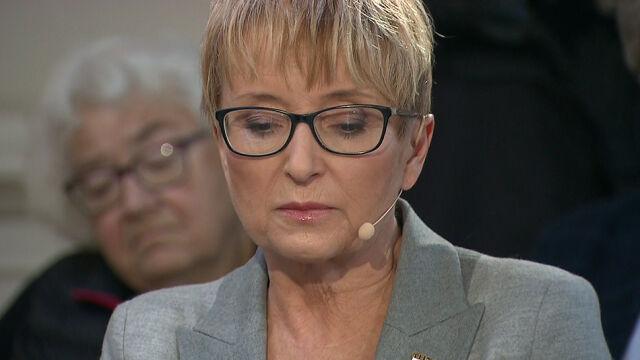 """Sędzia Beata Morawiec w debacie """"Rozmowy o Konstytucji"""""""