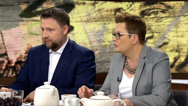 """""""Oczekuję od Tuska jasnej deklaracji"""""""