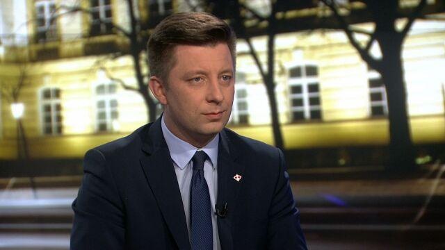"""Michał Dworczyk był gościem """"Faktów po Faktach"""""""