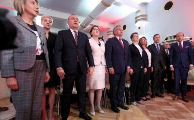 """""""Nigdy nie pozwolimy, by polski parlament był sejmem niemym"""""""