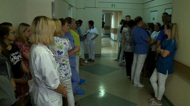 Ponad 500 pielęgniarek nie przyszło do pracy. Nieoficjalny protest na Podkarpaciu