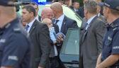"""Papież wypatrzył dziecko w tłumie. """"Szczepek chyba nie zdaje sobie sprawy"""""""