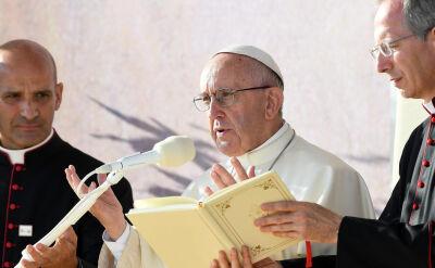 Papież: chrześcijanin żyje, by służyć, a nie służy tylko, aby żyć