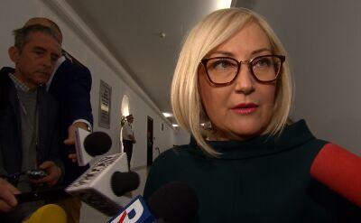 Kopcińska: premier interesuje się sytuacją w PLL LOT