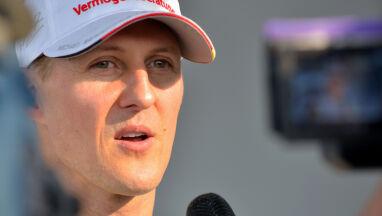 Ćwierć wieku po debiucie Schumachera. To tam wściekły ruszył na Coultharda