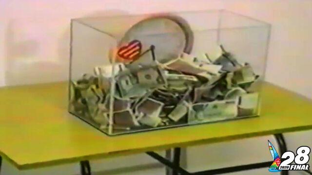 Rybki zdechły, więc pieniądze szły do akwarium