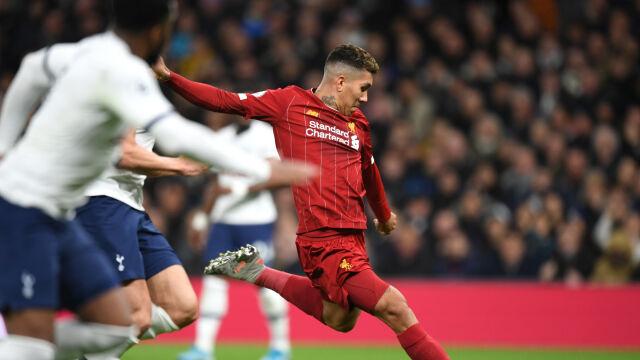 Liverpool mknie po mistrzostwo. Tottenham próbował, ale nie dał rady go zatrzymać