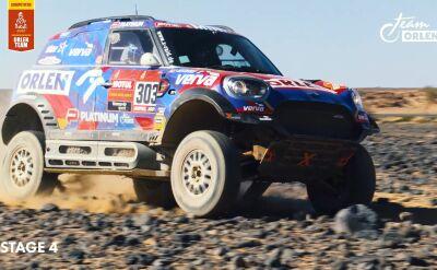 Zawodnicy Orlen Team podsumowali 4. etap Rajdu Dakar