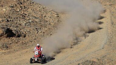 Drugi etap Rajdu Dakar. Sonik znów w czołówce, Przygoński odrabia straty