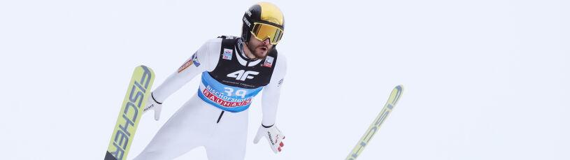 Austriacki skoczek nagle kończy sezon.