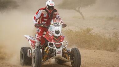 Sonik awansował na podium Dakaru. Poważne problemy Przygońskiego