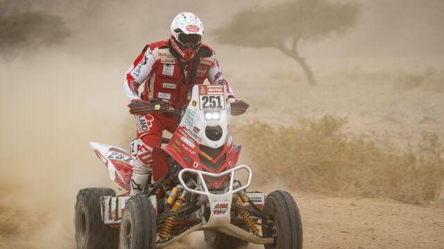 Rajd Dakar dojechał do mety. Sonik na podium klasyfikacji generalnej