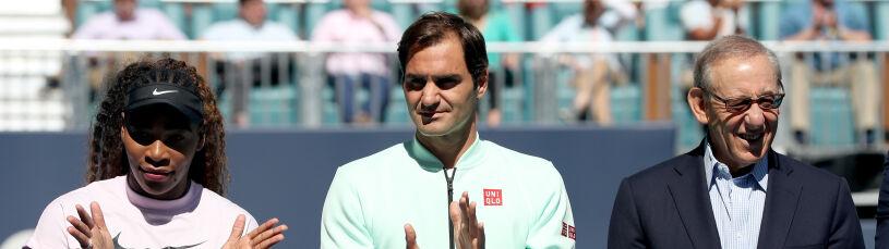 Gwiazdy tenisa zagrają pokazowy mecz. Na pomoc Australii