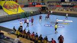 Skrót meczu Rhein-Neckar Loewen – Czechowskie Niedźwiedzie w Lidze Europejskiej