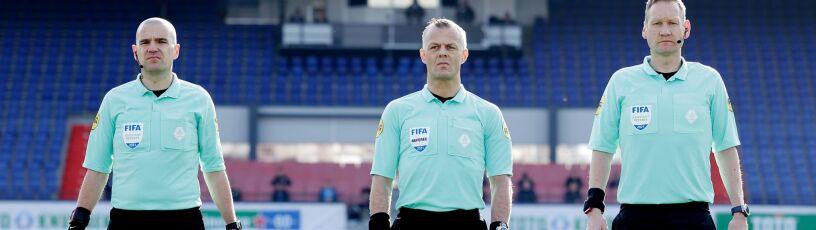 UEFA ogłosiła nazwiska sędziów na Euro. Główne role nie dla Polaków
