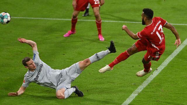 Bayern się zabawił i może przymierzać mistrzowską koronę