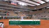 Switolina awansowała do 3. rundy Roland Garros