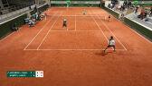 Porażka Kubota i Melo w 2. rundzie gry podwójnej mężczyzn w Roland Garros