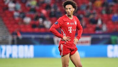 Sane znów z kontuzją kolana. Bayern ma prawo się martwić