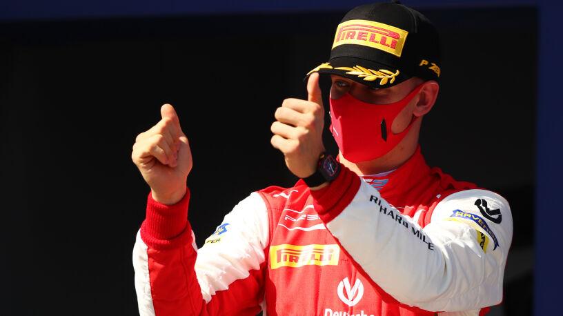 """Syn Schumachera pojedzie w Formule 1. """"Witamy, Mick"""""""