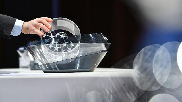 Grupy Ligi Mistrzów rozlosowane. Lewandowski z Suarezem i Krychowiakiem