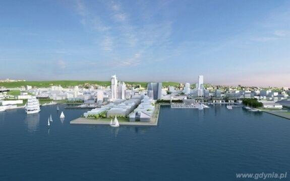 W nowej dzielinicy mają powstać mieszkania i punkty handlowe