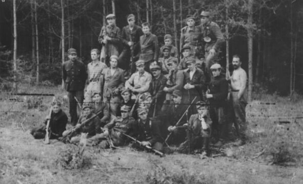 Oddz. samoobrony na Wołyniu, 1943 r. NAC