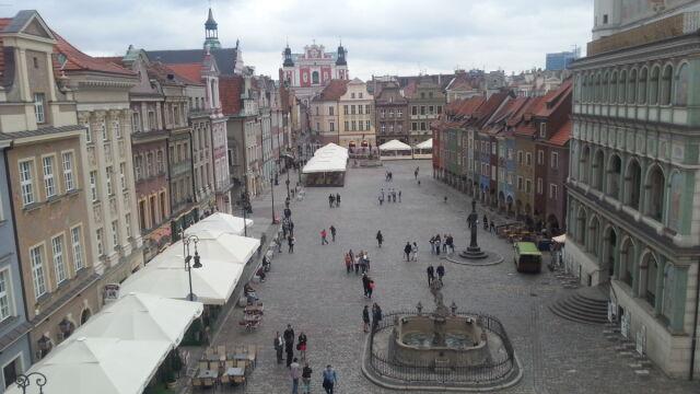"""""""Poznańska turystyka 2.0"""". Blogerzy będą oprowadzać po mieście"""