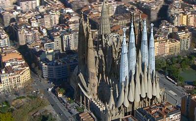 13 lat w minutę. Tak będzie wyglądać Sagrada Familia