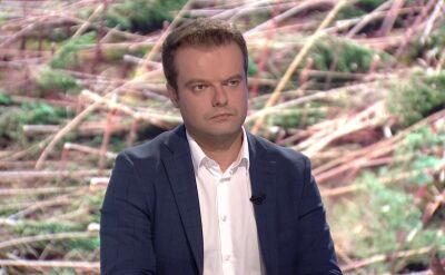 Rzecznik rządu: nie zaistniały przesłanki, by wprowadzić stan klęski żywiołowej