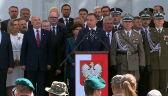 Prezydent Duda: polska armia jest jedna, nie można jej różnicować