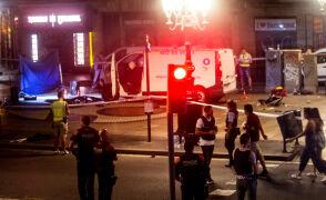 Drugi atak w Hiszpanii, pięciu napastników nie żyje