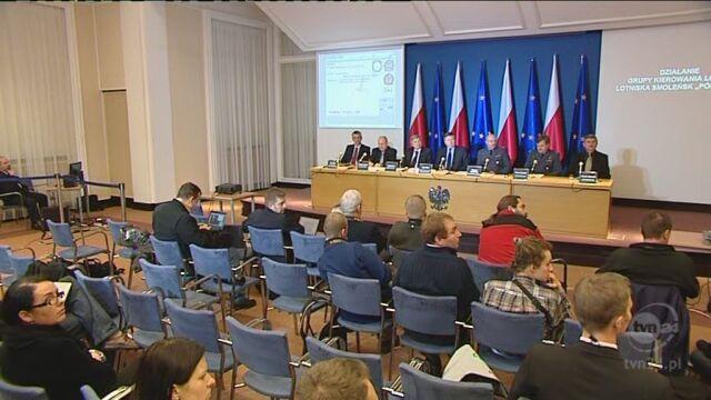 Konferencja Komisji Jerzego Millera cz. III (TVN24)