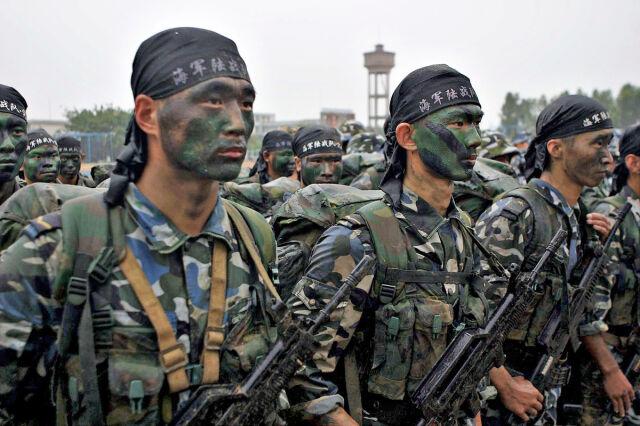 106 miliardów dolarów na obronę. Wielkie zbrojenia Chin