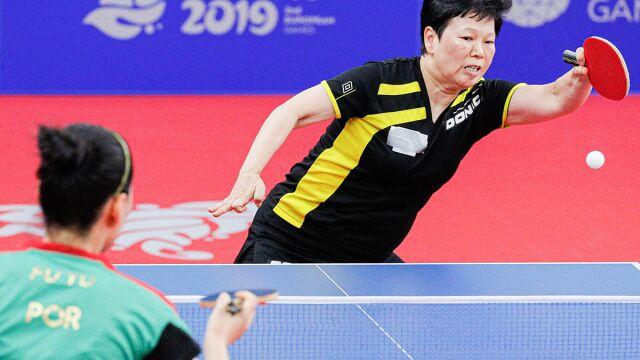 56 lat i wywalczyła przepustkę na igrzyska w Tokio