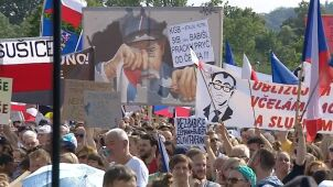 Człowiek, który zjednoczył przeciwko sobie całe Czechy