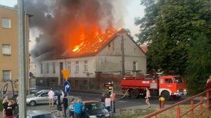 Cztery rodziny bez dachu nad głową. Ich dom spłonął