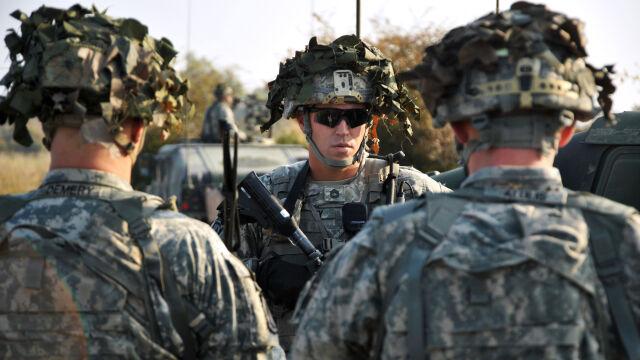 Błaszczak: rozmawialiśmy z Boltonem o siódmej lokalizacji dla wojsk USA w Polsce