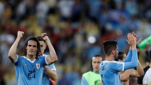 Urugwajowi chciało siębardziej. Wszyscy faworyci Copa America grają dalej