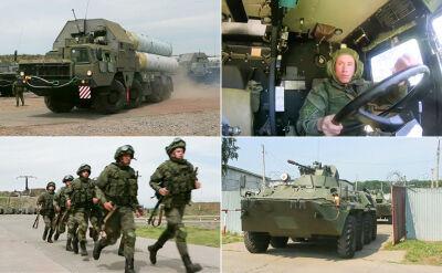 Niezapowiedziany sprawdzian gotowości bojowej rosyjskich wojsk