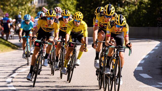 Gratka dla fanów kolarstwa. Można ubrać Roglicia na Tour de France