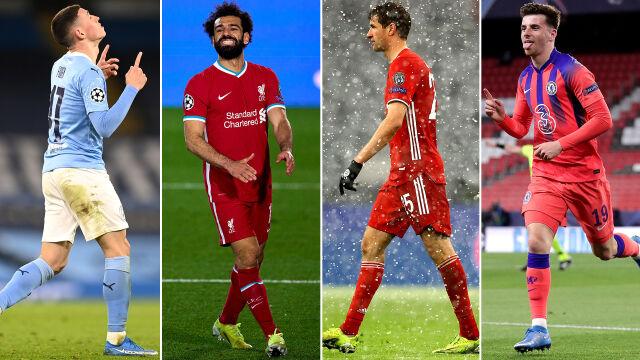 Bayern musi odrabiać straty, trudna sytuacja Liverpoolu. Wyniki i terminarz 1/4 finału Ligi Mistrzów