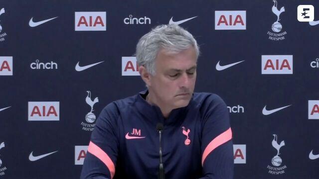 Mourinho przerwał konferencję i złożył kondolencje. Dowiedział się o śmierci księcia Filipa