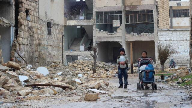 Protezy dla syryjskich dzieci. Polska Misja Medyczna organizuje zbiórkę